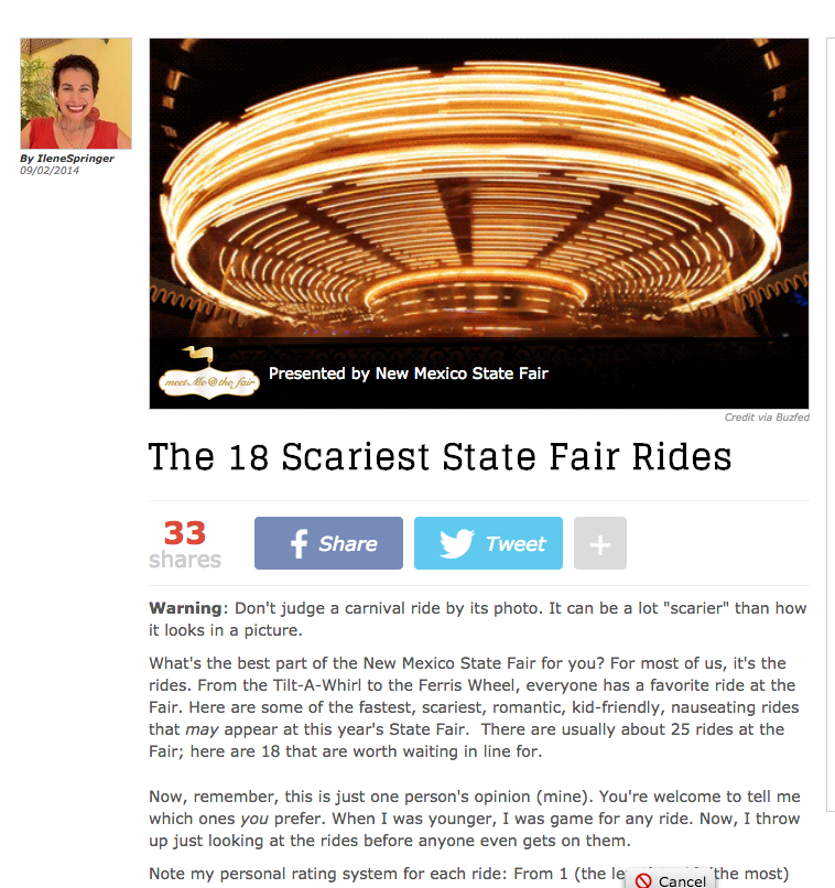 The 18 Scariest State Fair Rides