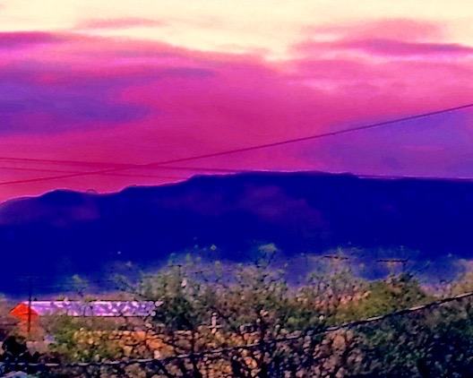 Sundown at the Sandia Mountains EDIT copy